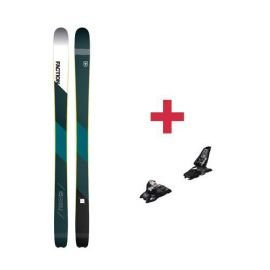 Pack Faction Prime 2.0 skis 2018 W