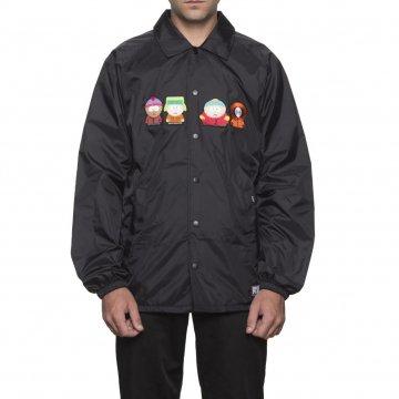 Huf X South Park Coaches veste noire 2018