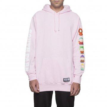 Huf X South Park Hood sweat rose 2018