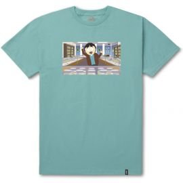 Huf X South Park Medicinal SS t-shirt celadon 2018