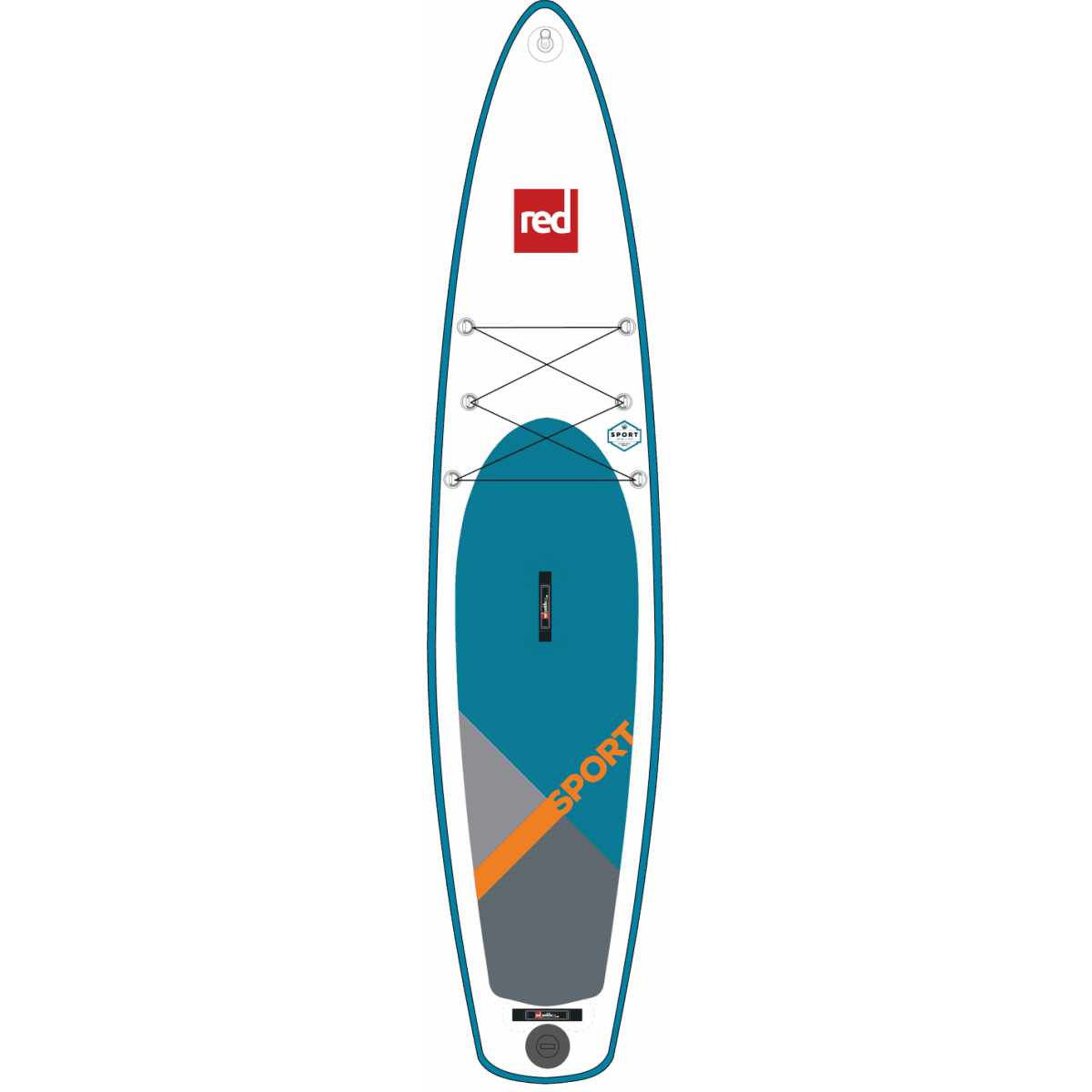 Red Paddle Sport Sup Gonflable 2018 Freeride Attitude