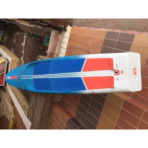 Starboard All Star 14 x 24'5 2018 Carbone Sandwich comme neuf