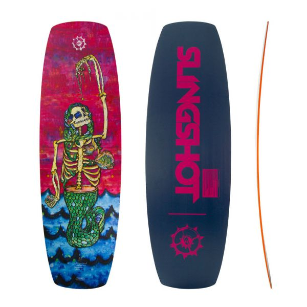 Slingshot Valley w. Planche wakeboard 2019