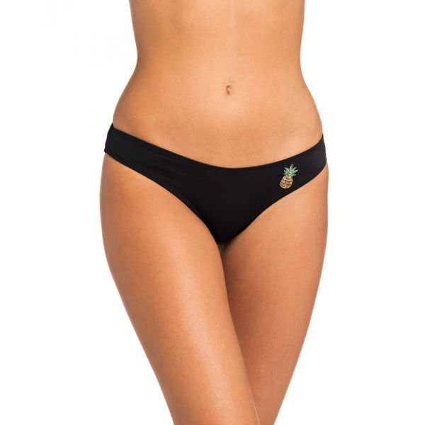 Rip-Curl TIT'S UP CHEEKY PANT BLACK SWIMSUIT 2019