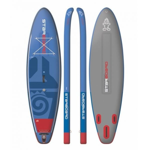 """Starboard 2018 WIDE POINT DC DELUXE 10'5"""" x 32"""""""