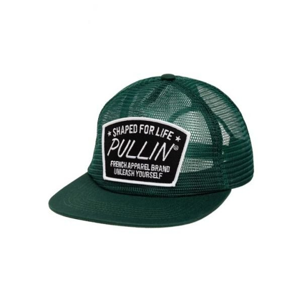 Pull-in Fisher Green Casquette 2019