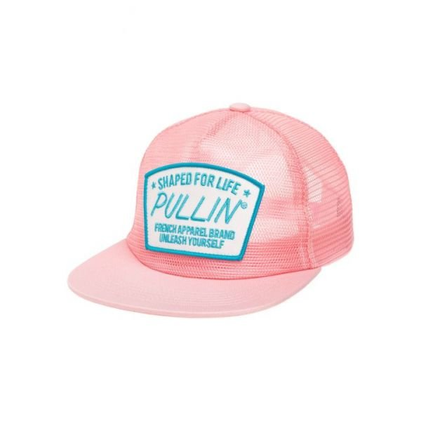 Pull-in Fisher Pink Casquette 2019