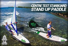Freeride votre centre test Starboard Stand up Paddle dans le Var