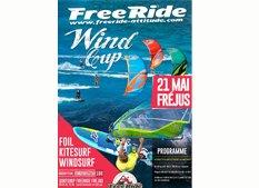 Freeride Wind Cup 21 mai 2016