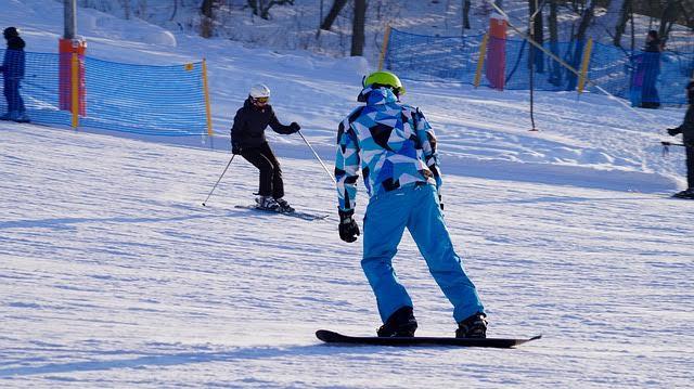 En quête de nouvelles sensations avec le snowboarding