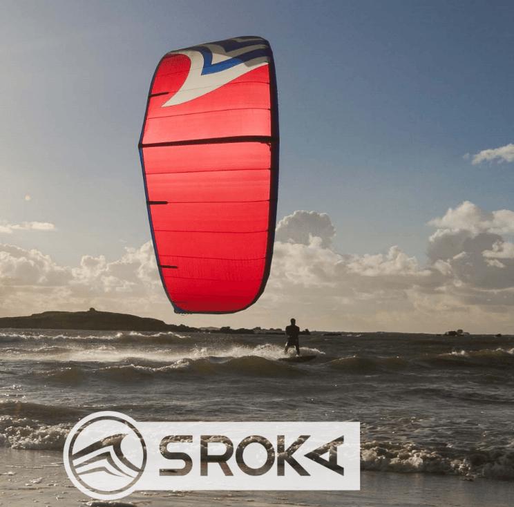 Nouveaut�s Kitesurf SROKA : 2 ailes pour 2017 : OUESK et UNAN