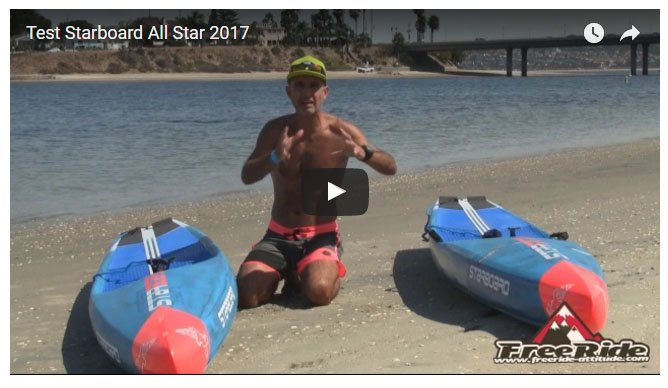 Test Starboard All Star 2017