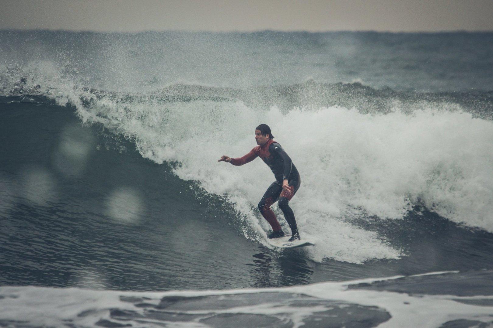 NEWS du Spot de Saint Aygulf : grosse semaine de surf en M�diterran�e !