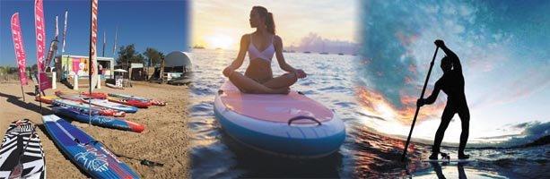 location paddle sunset freeride 2017