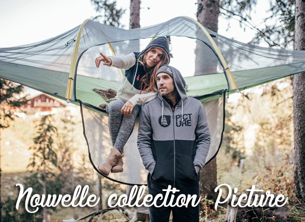 Nouvelle collection Picture 2018