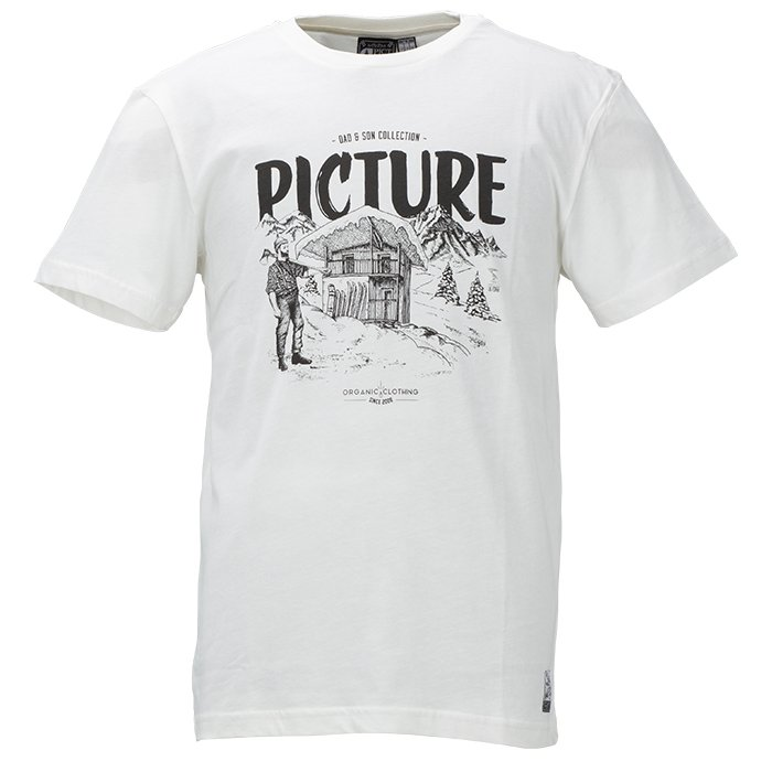 Picture t-shirt shelter nouvelle collection 2018 freeride