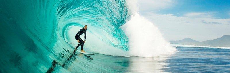 rip curl surf vague combinaison