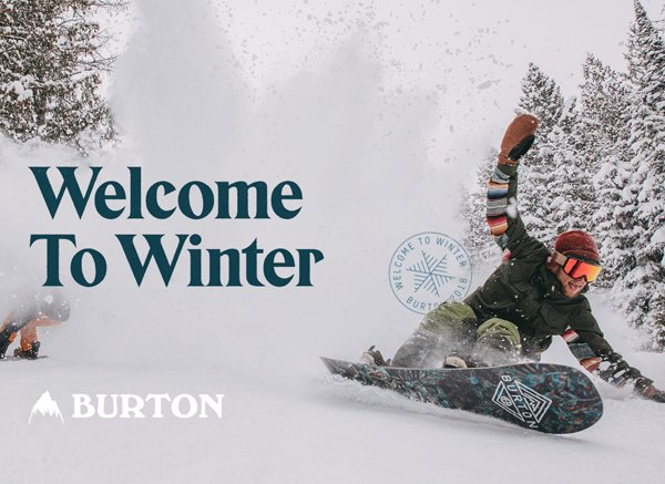 Nouvelle collection Burton snowboard 2018