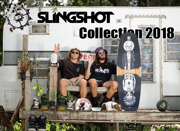Slingshot wakeboard : collection 2018