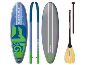Starboard 1er prix SUP gonflable + pagaie 2 parties