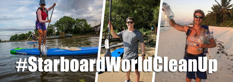 Starboard concours #starboardworldcleanup