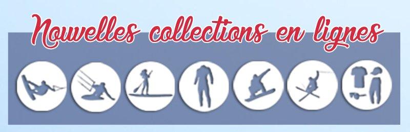 nouvelles collections 2018
