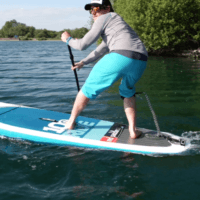 Red Paddle Co tuto le virage en pivot