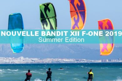 Nouvelle Bandit XII 12 F-One 2018 - 2019 Summer Edition