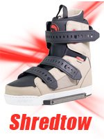 Slingshot Shredtown chausses 2019