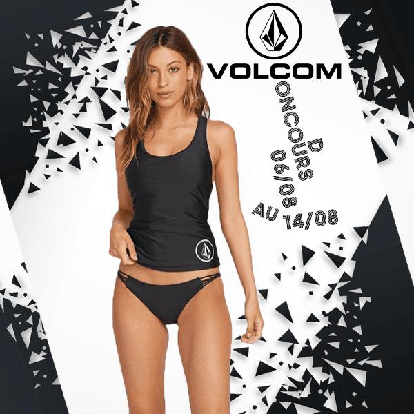 Concours Volcom x Freeride Attitude