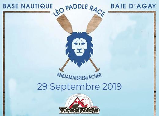 Freeride Attitude partenaire de la Leo Paddle Race 2019