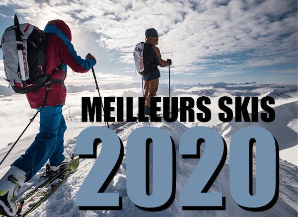Les meilleurs skis 2020 – Test nouveautés skis 2020