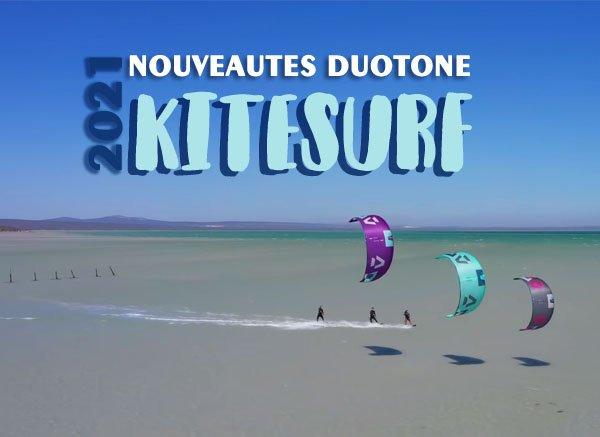 Nouveautés kite Duotone 2021
