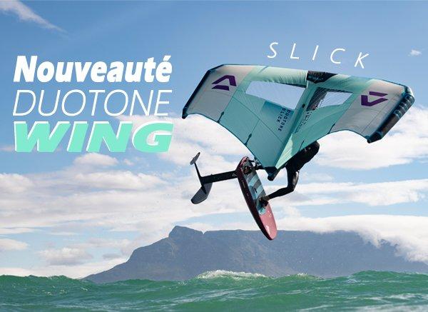 Nouvelle wing Slick Duotone