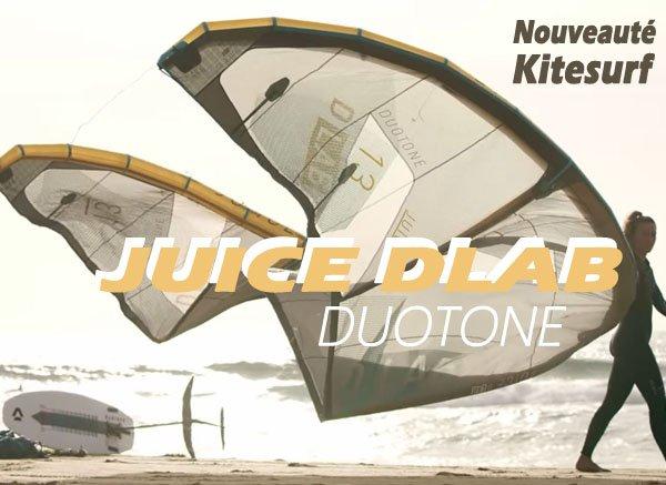 Aile de kite Juice DLAB Duotone